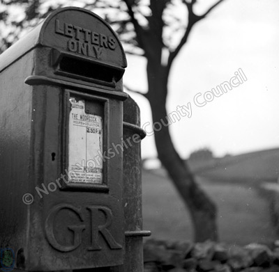 Pillar Box, Moorcock Inn, Garsdale